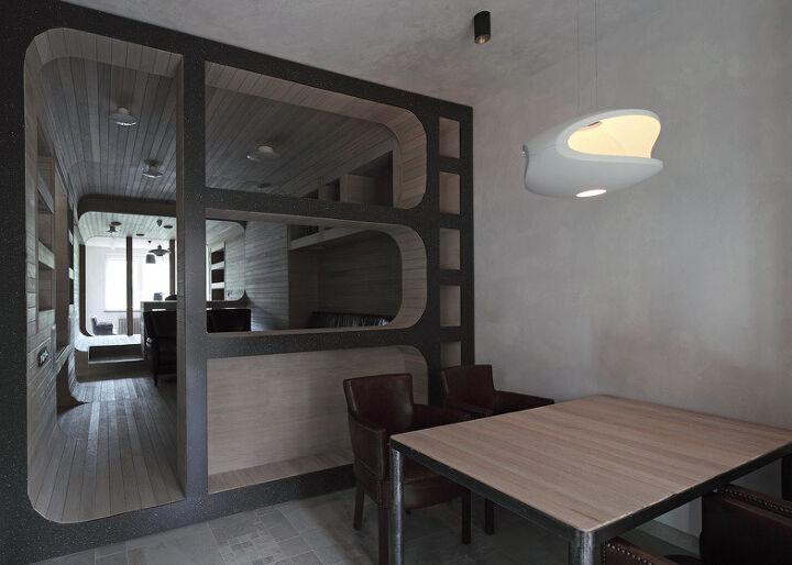 Peter Kostelov Smolenka Apartment