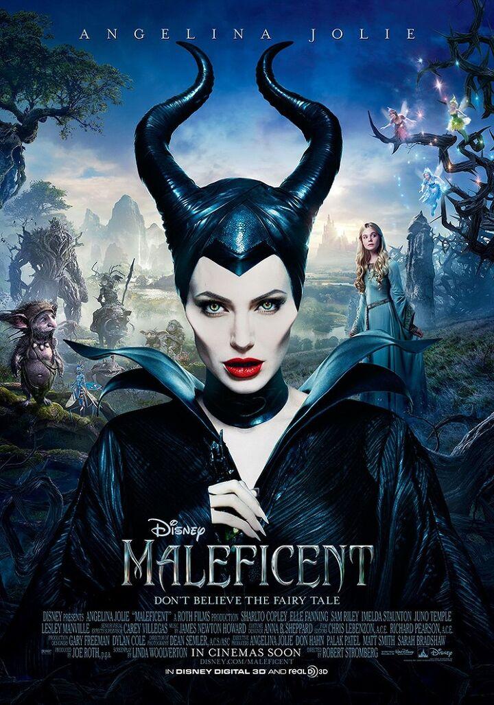 말레피센트 Maleficent 모성애는 나쁜 마녀짓도 못하게 한다