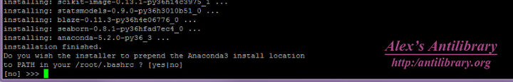 우분투 18 04 아나콘다 설치하기 How To Install the Anaconda