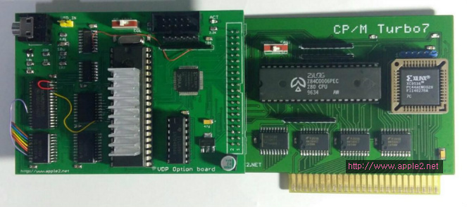 New VDP daughter board run more Colecovision games