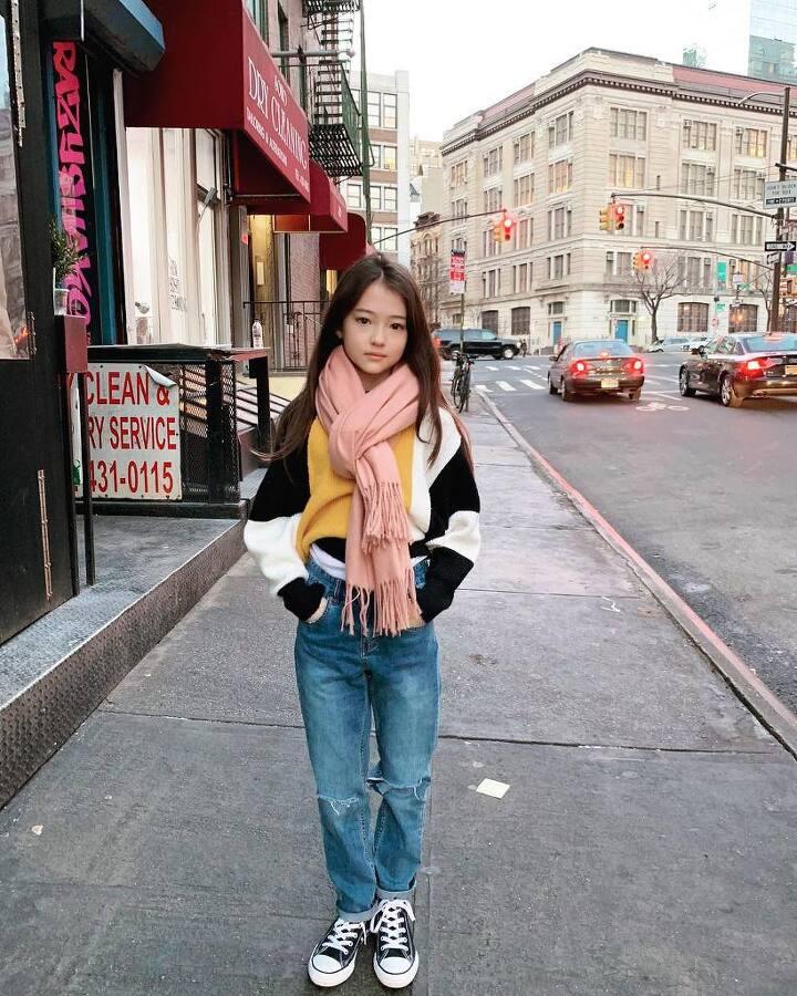[엘라 그로스(Ella Gross)] YG 보석함, 리틀 제니 엘라 그로스