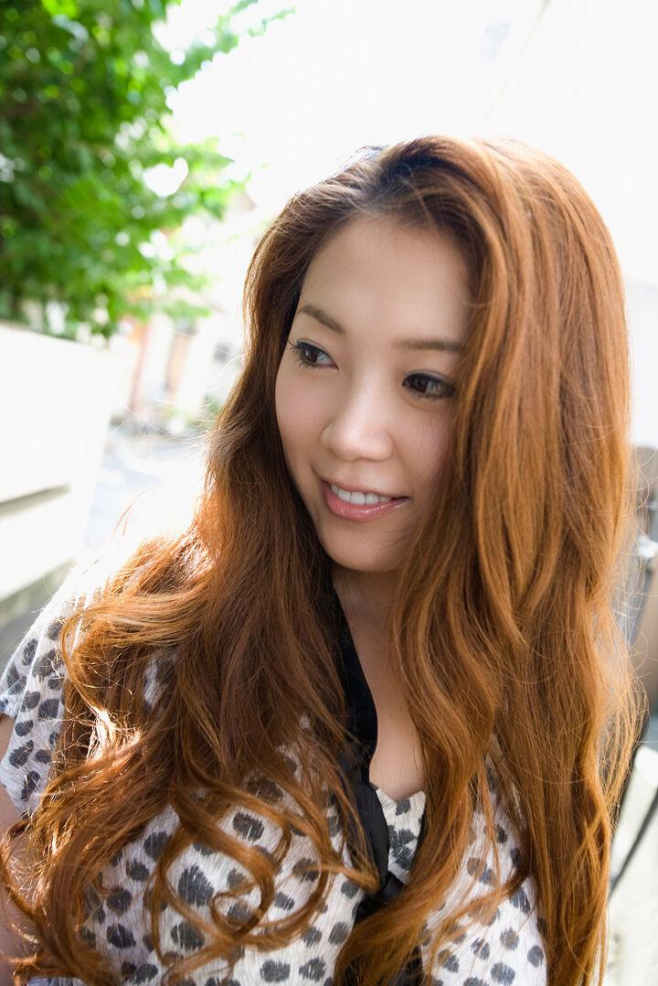 일본 미녀 여배우 오가와 아사미 (Asami Ogawa / 小川 あさ美)의 섹시 화보