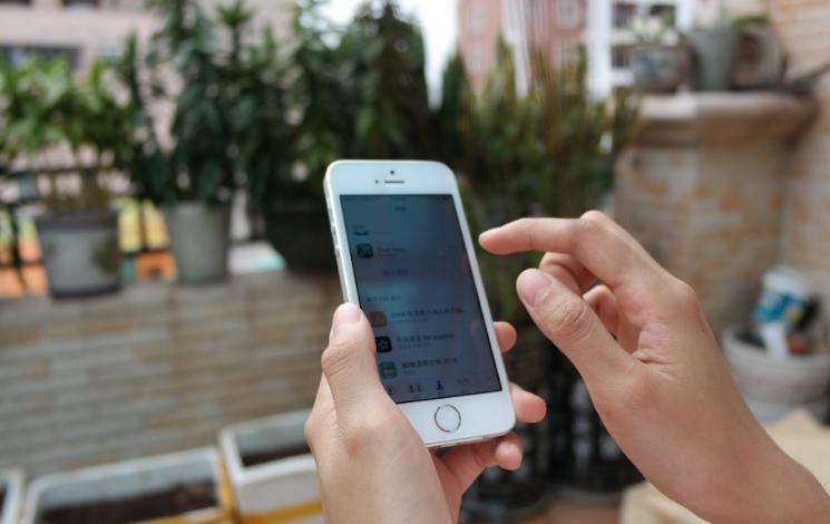 아이폰 iOS15 카메라에서 바로 텍스트 인식 된다.