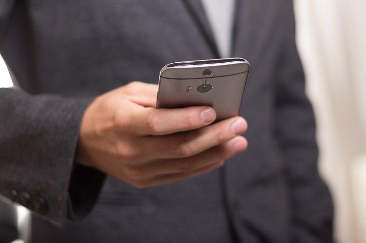 스마트폰 예약문자 보내는 방법