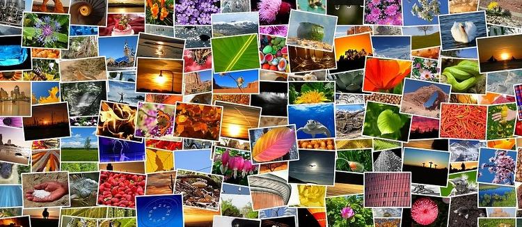 블로그용 사진 콜라주 쉽게 만드는 방법