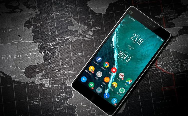 갤럭시 스마트폰 상태 표시줄 통신사 표시 없애는 방법