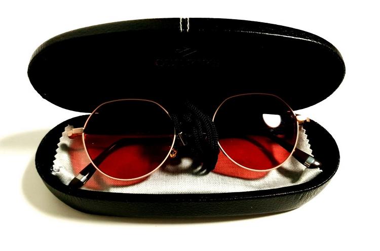 크로마젠 색약 안경 사용 후기