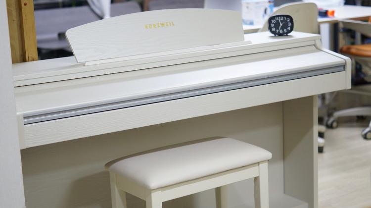 초등학생 디지털피아노 영창 커즈와일 M115 설치후기