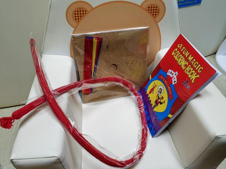 유치원 학예회 장기자랑용 마술도구 개봉기