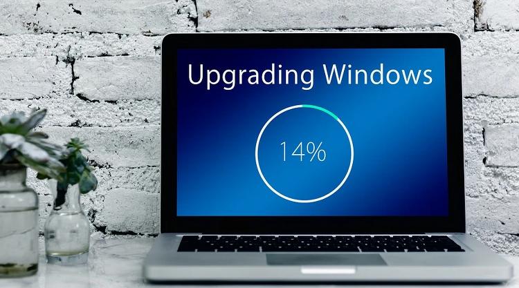 윈도우10 업데이트 폴더 위치 변경하는 방법