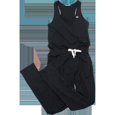 Adidas f sleek overall ( 아디다스 점프슈트 트레이닝)