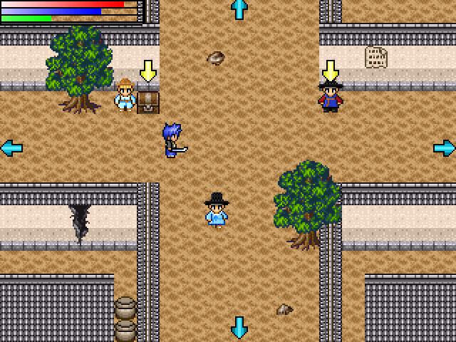 RPG 2000/2003으로 간단한 액알 만들기 강좌 -3-