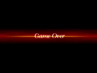XP 기본 게임오버 화면 축소판 (변, RPG 2000/2003용)