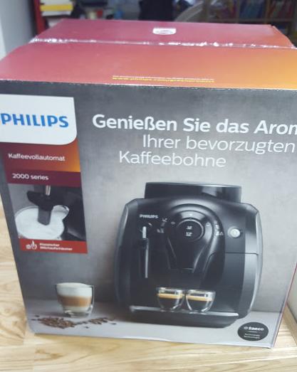 에스프레소머신 ( 필립스 세코 ) - 가정용 커피머신