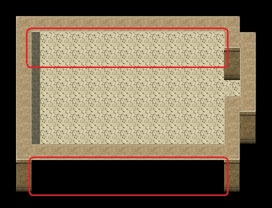 끊어진 자동벽 패턴 구현하기 (RPG VX/Ace)