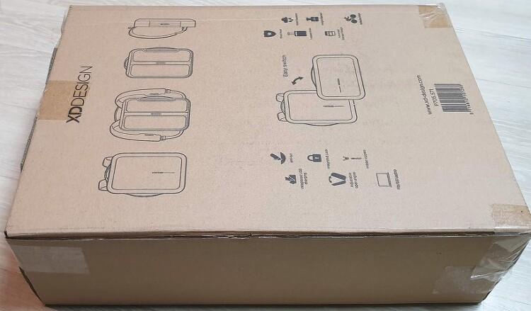 노트북 가방 XDDESIGN 바디 비즈 도난방지 가방 구매후기