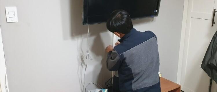 KT 인터넷 가입 과 설치후기