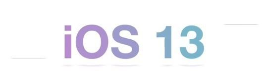 iOS13 에 대한 출시일과 소문들