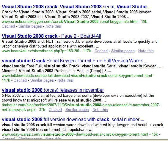 download free ms visual studio 2008 professional edition full version