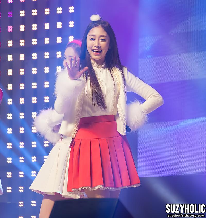 160222 한국외국어대학교 글로벌캠퍼스 OT 축하공연 러블리즈 직찍 2 :: 지수홀릭의 덕질블로그