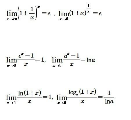 HowMath's Style :: 수학설명 미적분 지수함수 로그함수의 극한과 ...