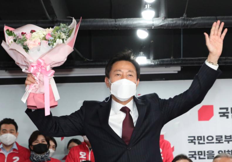 """4월 8일 이슈: 첫 출근 오세훈 시장 """"오늘부터 서울시 다시 뛸 것"""""""