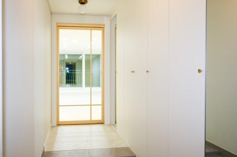 따뜻한 분위기를 전하는 40평대 42평 아파트 리모델링 비용