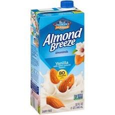 아몬드우유…코로나·저출산 뚫은 우유시장 '쑥쑥 아몬드브리즈를 소개합니다.