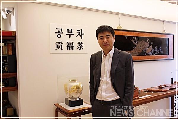 청담 공부차아카데미의 박성채 대표 인터뷰지원