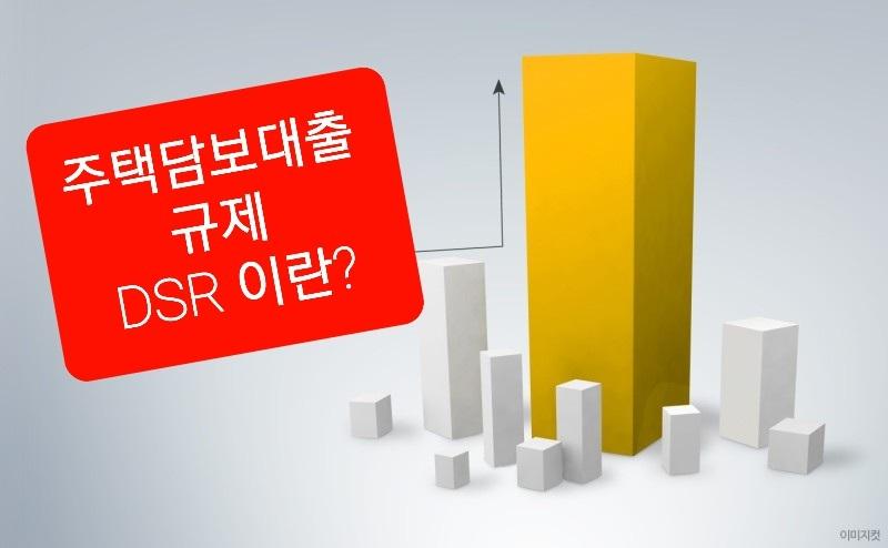 주택담보대출 규제...DSR이란?