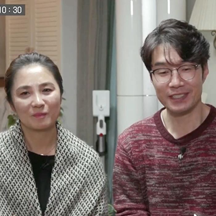 배우 송영규 아내 및 배우 딸 화제