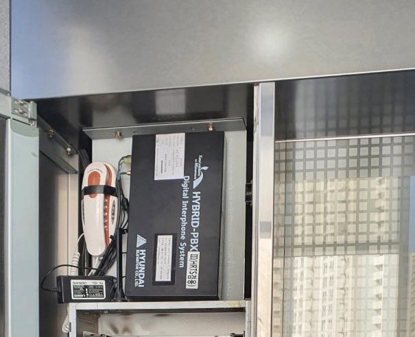 비상통화장치설치 점검 관리 검사 다가구승강기유지보수 [대명엘리베이터] ☎1899-7668