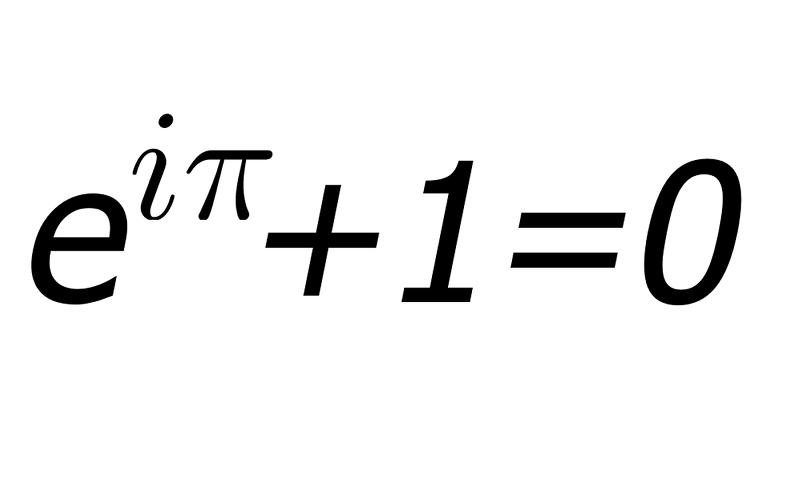 오일러 공식, 가장 아름다운 수 (0, 1, π, i, e), 가장 아름다운 공식, 오일러의 일생