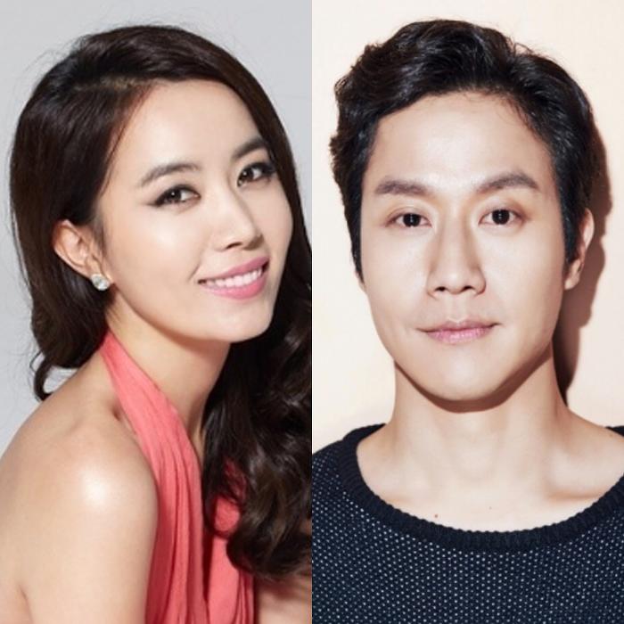 배우 정우 부인 김유미 첫만남 및 과거