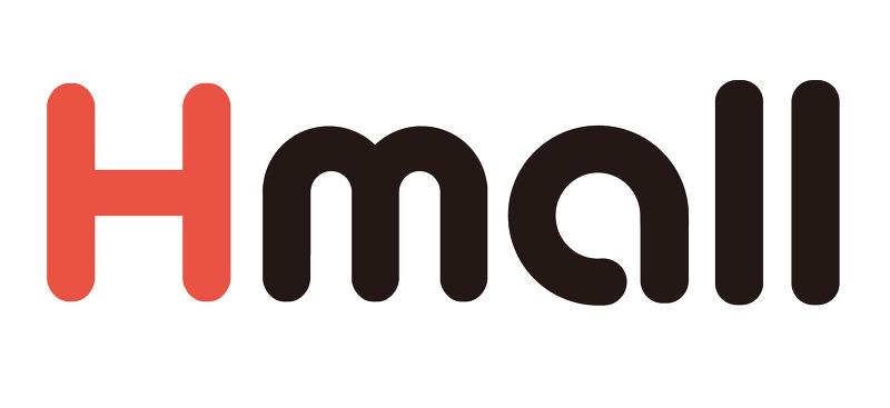 현대Hmall 로고
