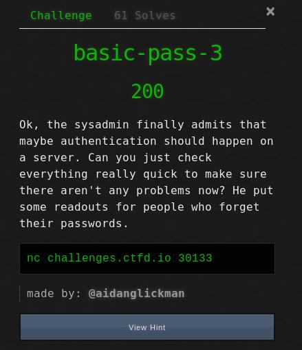 BCACTF - Basic Pass 3