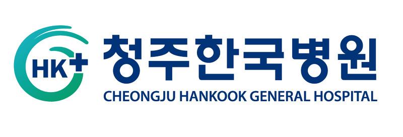 청주한국병원 로고