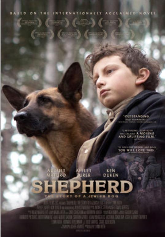쉐퍼드: 유대인 개 이야기(Shepherd: The Story of a Jewish Dog, 2020) 예고편