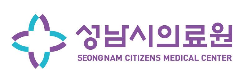성남시의료원 로고