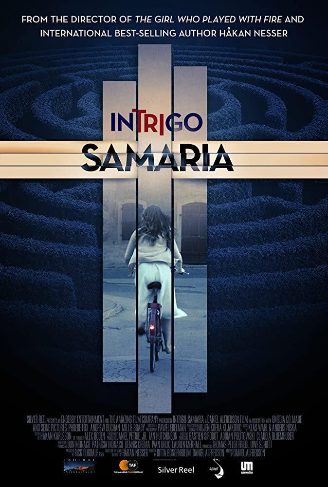 인트리고: 사마리아(Intrigo: Smamria, 2019) 예고편