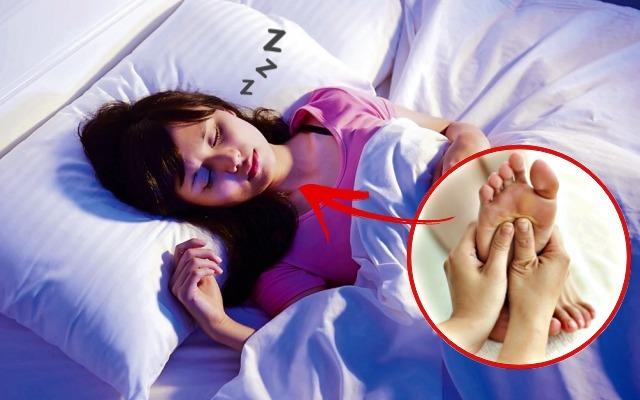 '눕자마자 기절' 잠 잘 오게 하는 지압 방법 3가지