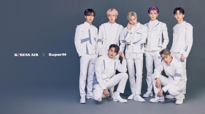 SM C&C X SM Ent. X 대한한공 K-Pop DNA, 기내 안전 영상 콘텐츠에 담다'
