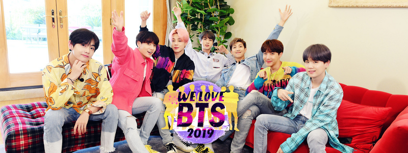 HULU JPN/NTV+] 2019 WE LOVE BTS