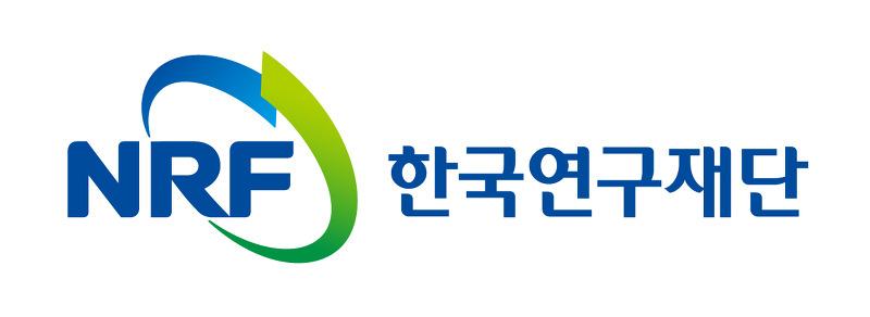 한국연구재단 로고