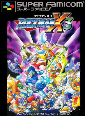 Rockman X3 : Megaman X3 OST - 록맨 X3 : 메가맨 X3 OST