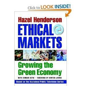 그린 이코노미 _ 헤이즐 헨더슨 (Ethical Markets: Growing the Green Economy _ Hazel  Henerson)
