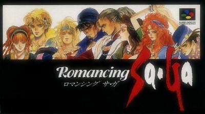 Romancing Saga OST - 로맨싱 사가 OST