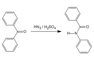 Chemistry :: Schmidt Reaction