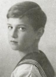 러시아 마지막 황태자, 비운의 미소년 '알렉세이'