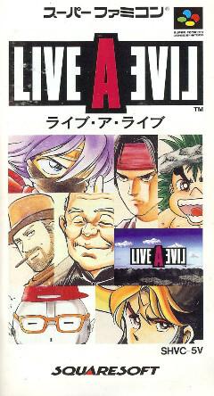 Game Music Museum :: Live A Live OST     - 고전게임 크래쉬